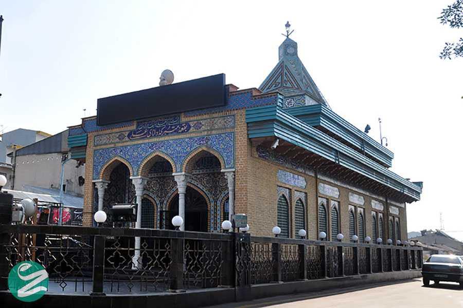 آرامگاه دانای علی