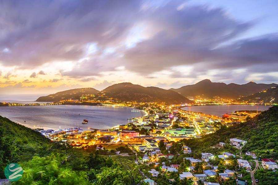 St. Maarten-St. Martin, Caribbean