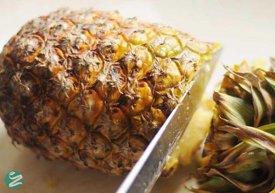 آناناس و سلامت بافت