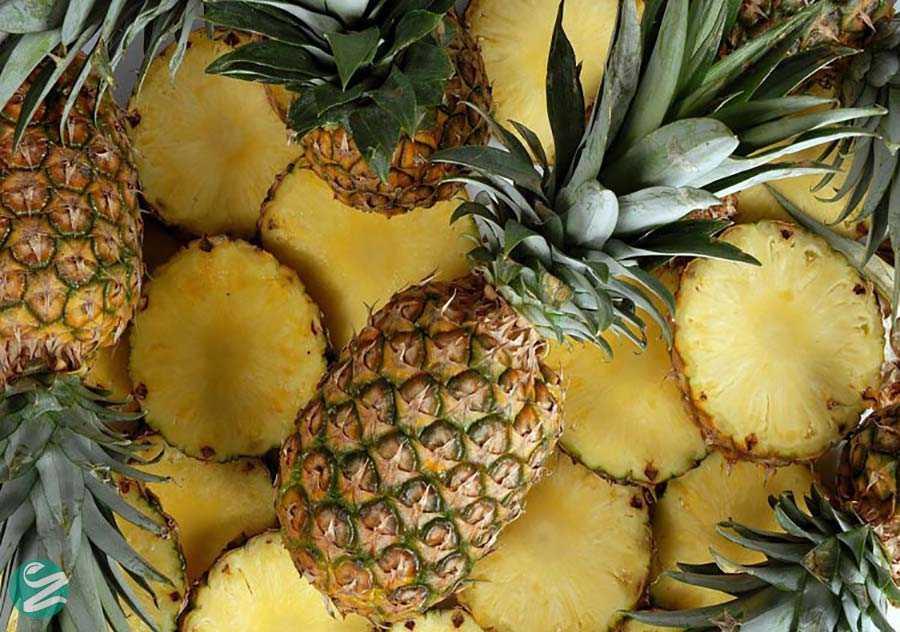 آناناس و تقویت استخوان