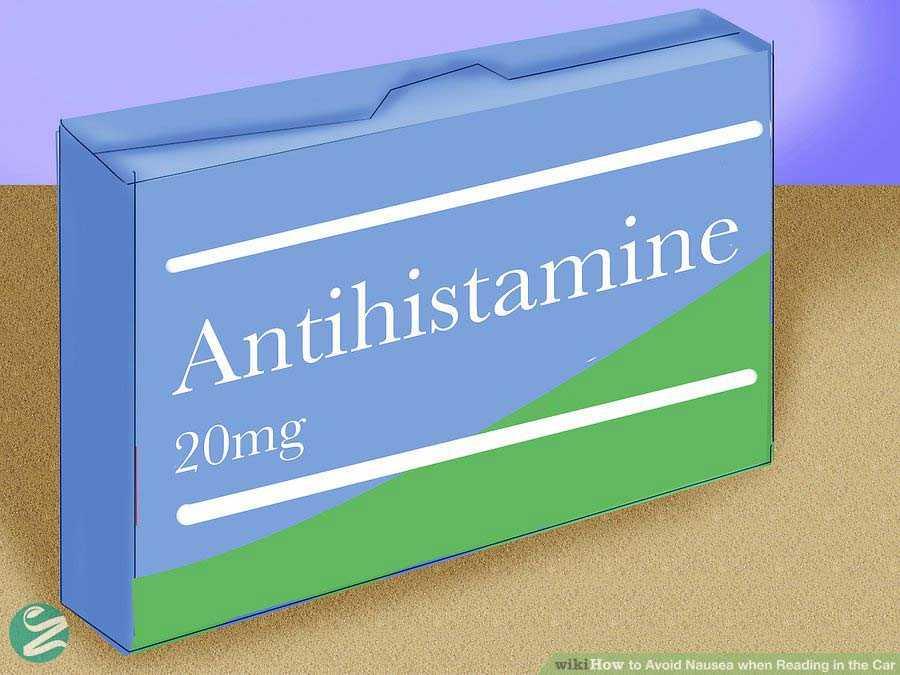 داروهای آنتی هیستامین را فراموش نکنید