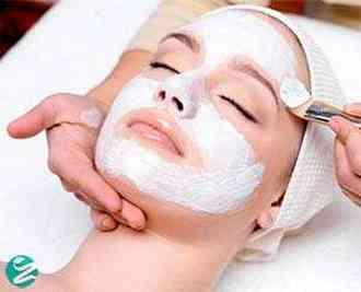 ماسک های روشن کننده پوست حاوی نشاسته