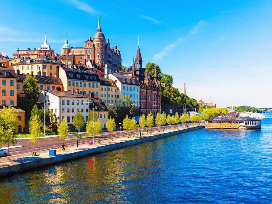 استکهلم ، سوئد