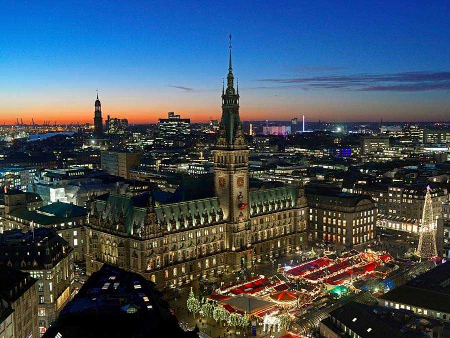 هامبورگ ، آلمان