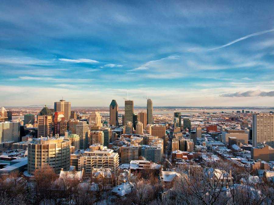 مونترآل، کانادا