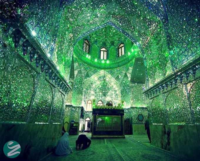 عکس های زیبا از شاه چراغ در شیراز