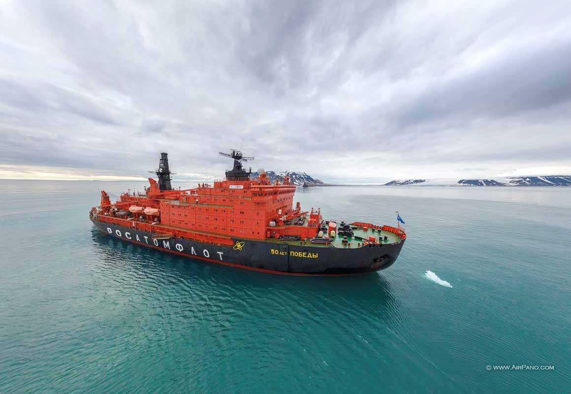 عکس هایی از قطب شمال 9