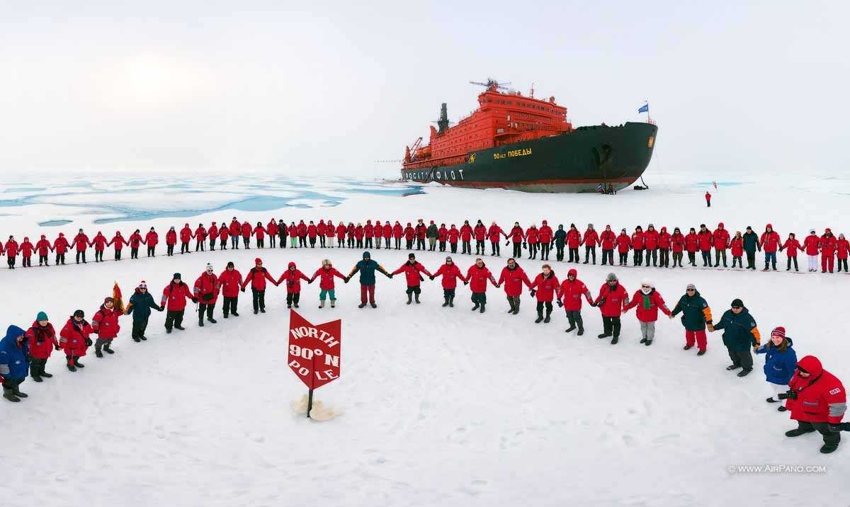 عکس هایی از قطب شمال 23