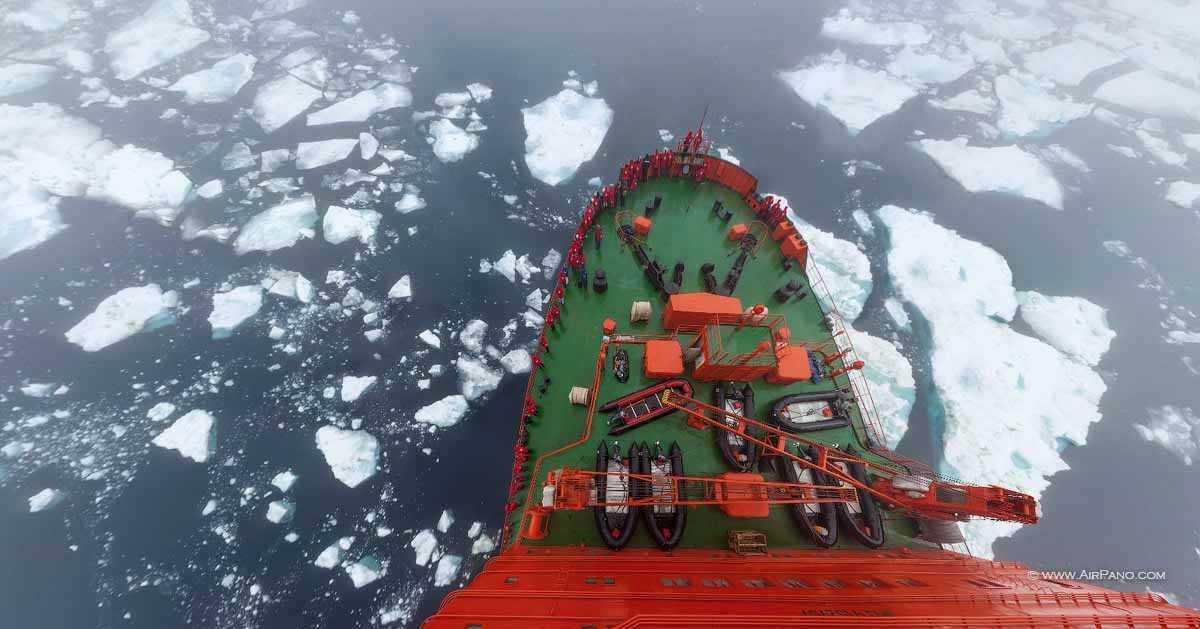 عکس هایی از قطب شمال 11