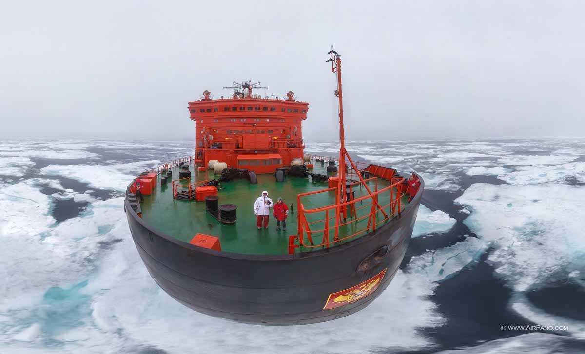 عکس هایی از قطب شمال 16