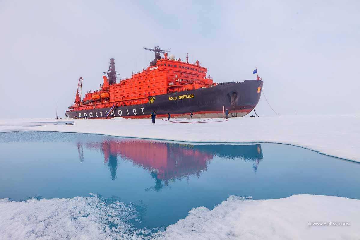 عکس هایی از قطب شمال 17
