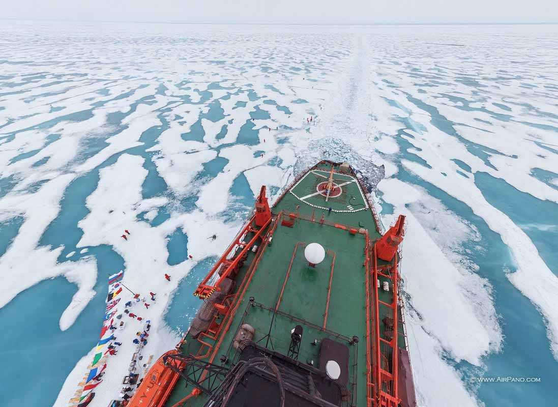 عکس هایی از قطب شمال 12