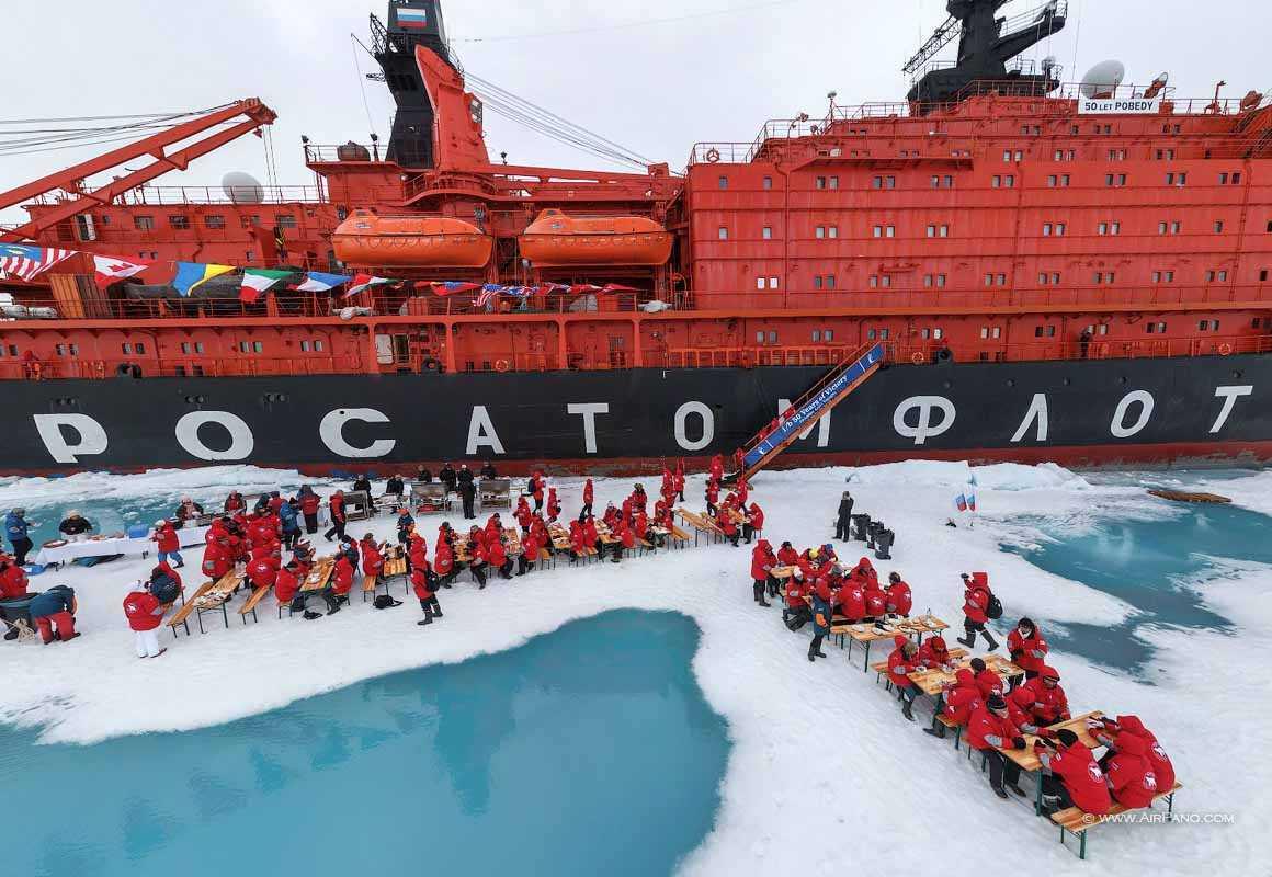 عکس هایی از قطب شمال 21