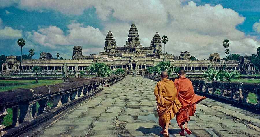 معبد انگکور