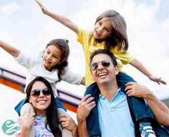 7 راهنمایی برای سفر با بچهها