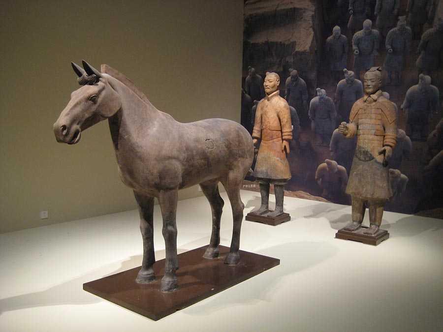 موزه ارتش سفالین چین