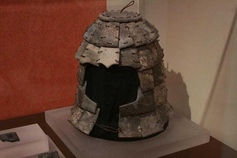 کلاه ارتش سفالین