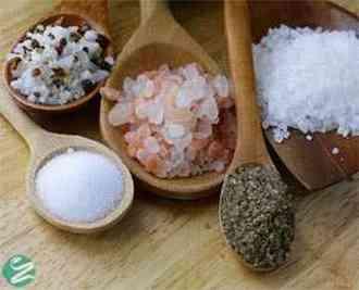 6 خواص نمک دریا برای سلامت پوست و زیبایی