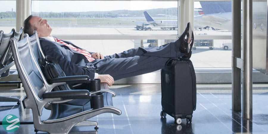 استراحت در سفر