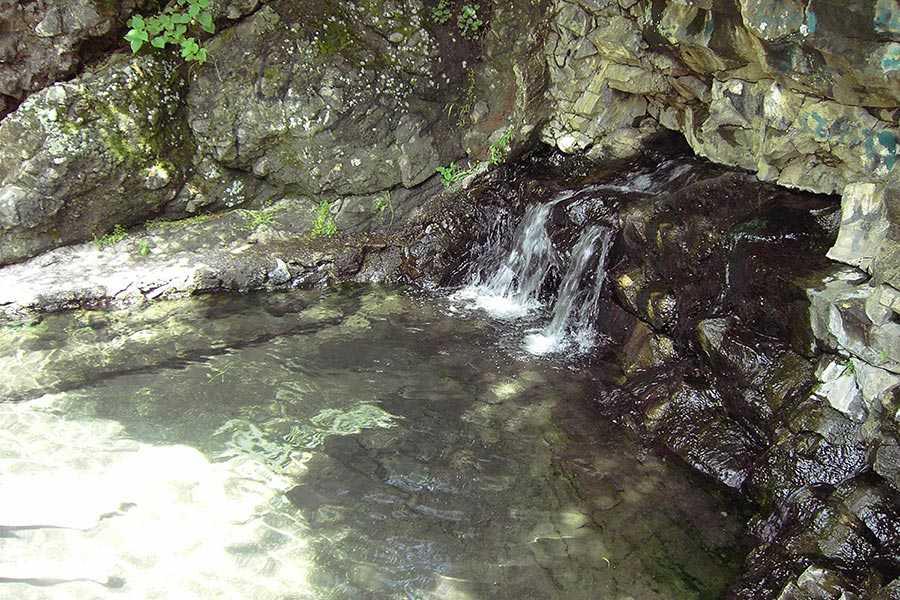 چشمه آبگرم علی داشی