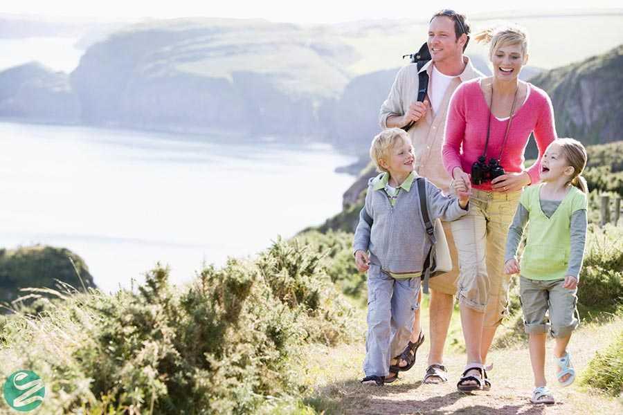 10 نکته مهم در سفرهای خانوادگی
