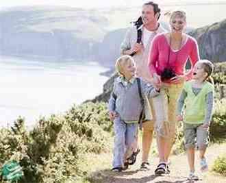 10 نکته در سفرهای خانوادگی