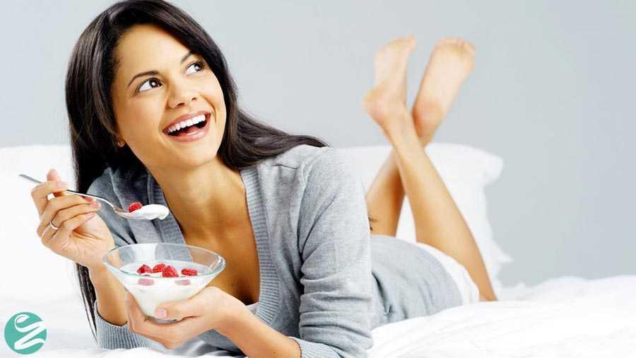 10 روش کاهش وزن با مصرف ماست