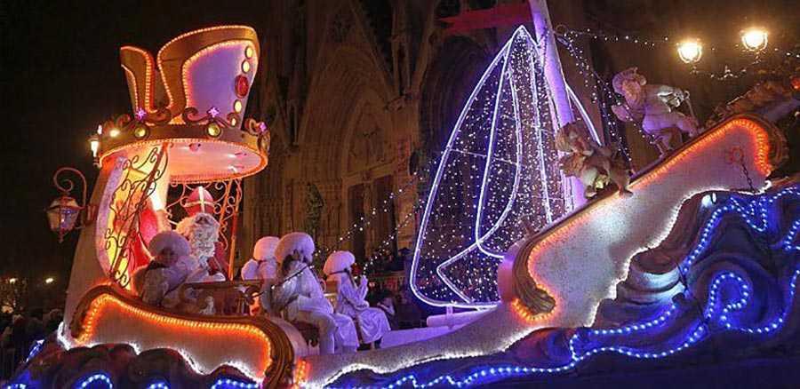 جشن روز سنت نیکلاس