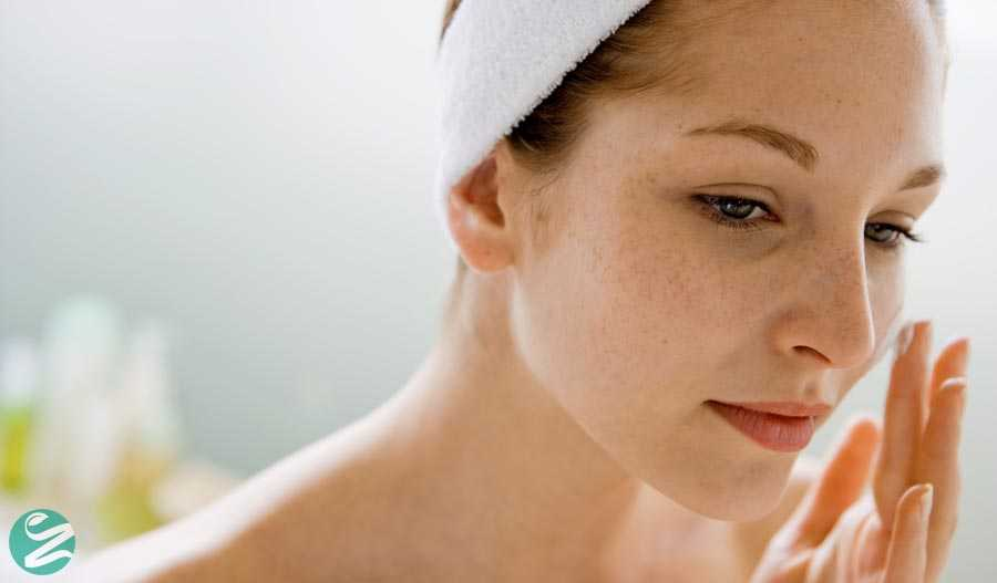 درمان خانگی عارضه منافذ باز پوست