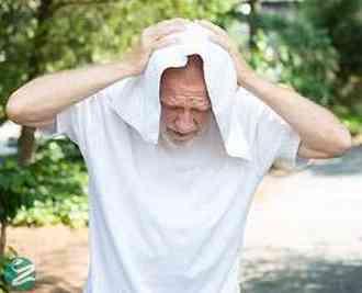 8 درمان گرمازدگی در خانه + اقدامات فوری