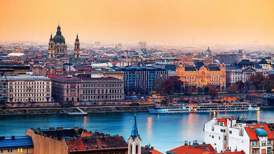 شهر بوداپست، مجارستان