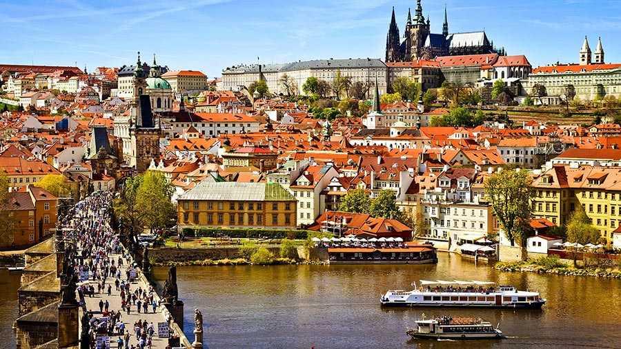 شهر پراگ، جمهوری چک