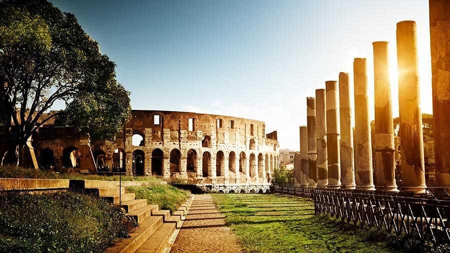 شهر رم، ایتالیا