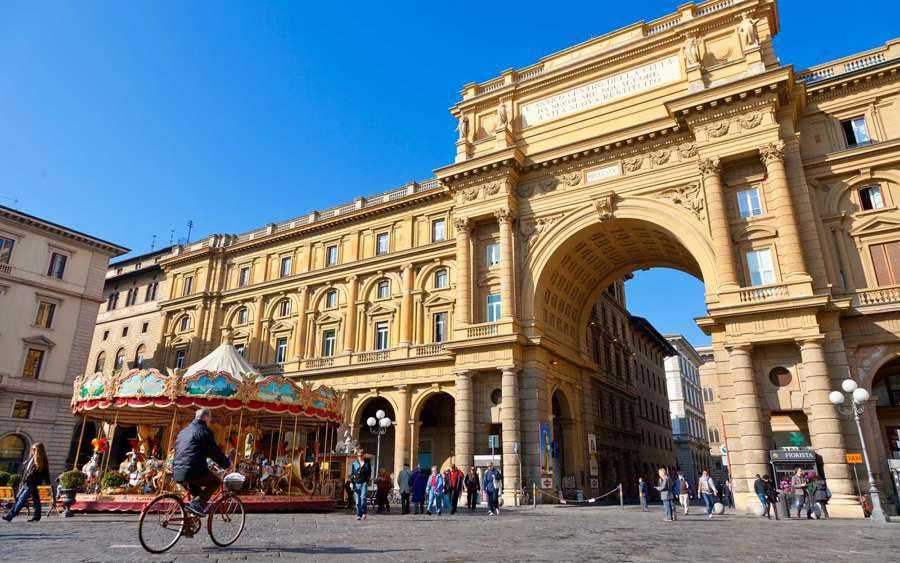 شهر فلورانس، ایتالیا