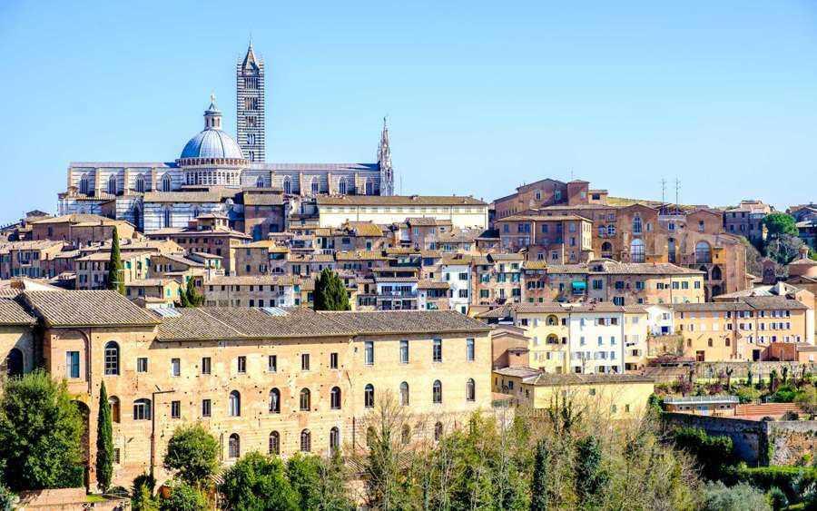 شهر سیهنا، ایتالیا