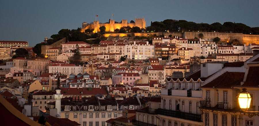 شهر لیسبون، پرتغال