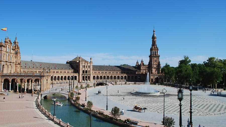 شهر سویل، اسپانیا