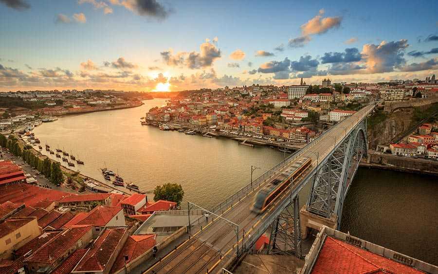 شهر پورتو، پرتغال