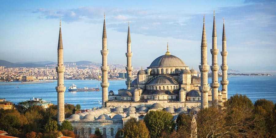 شهر استانبول، ترکیه