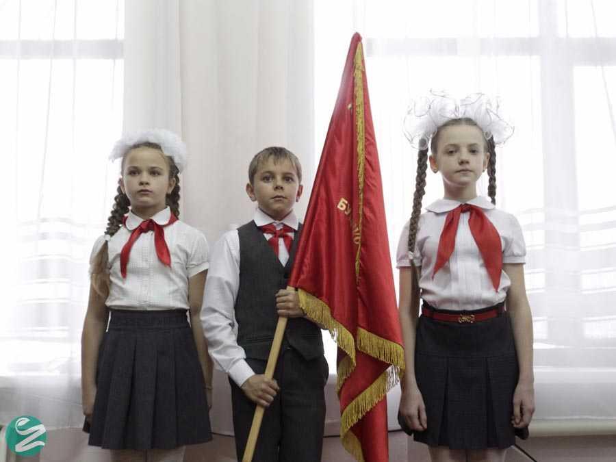 لباس فرم مدارس روسیه