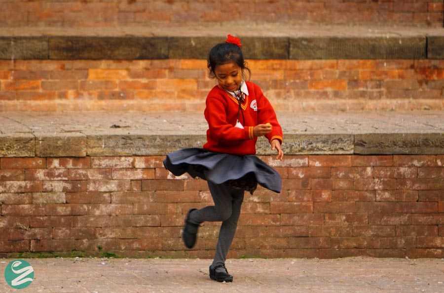 لباس فرم مدارس نپال