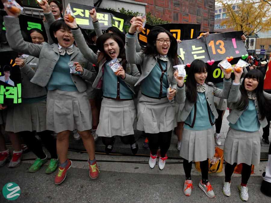 لباس فرم مدارس کره جنوبی