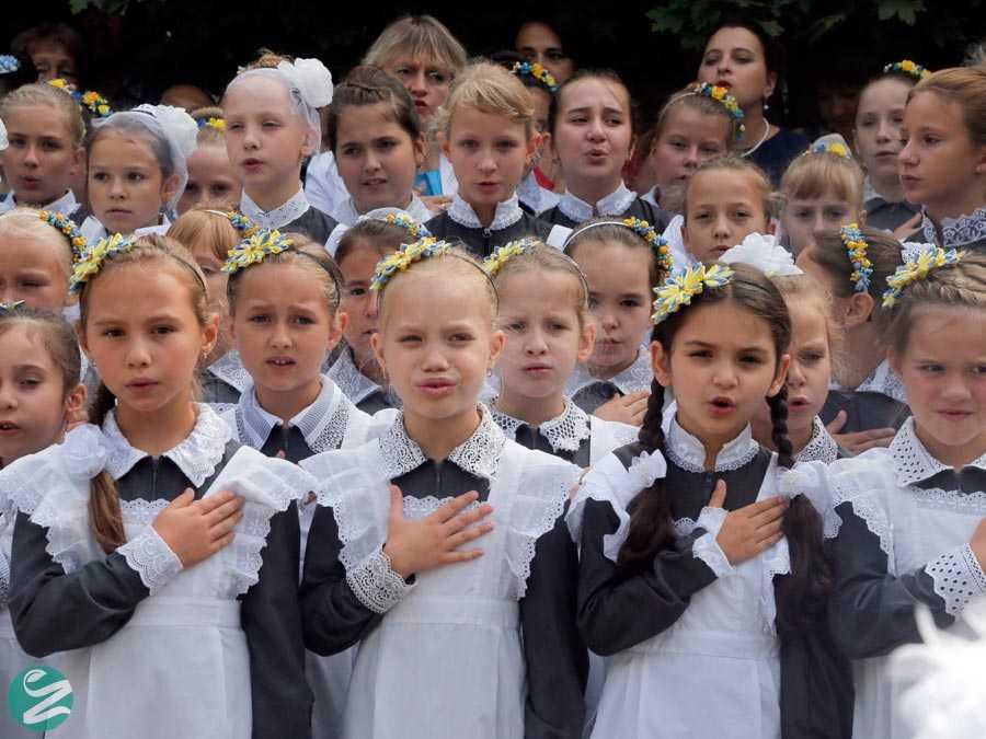 لباس فرم مدارس اوکراین