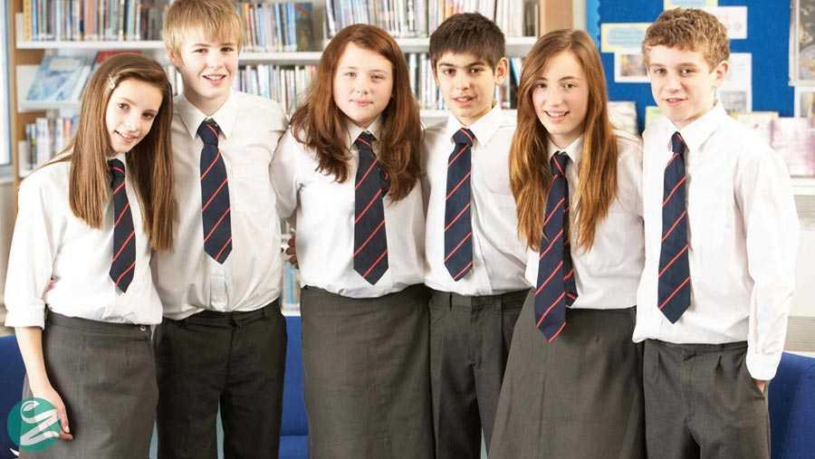 لباس فرم مدارس لندن