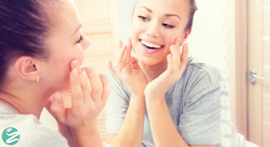چگونه پوست سالم و شاداب داشته باشیم؟