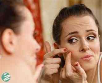 3 روش برای از بین بردن سریع جوش صورت