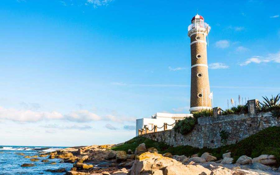Jose Ignacio Lighthouse, Uruguay