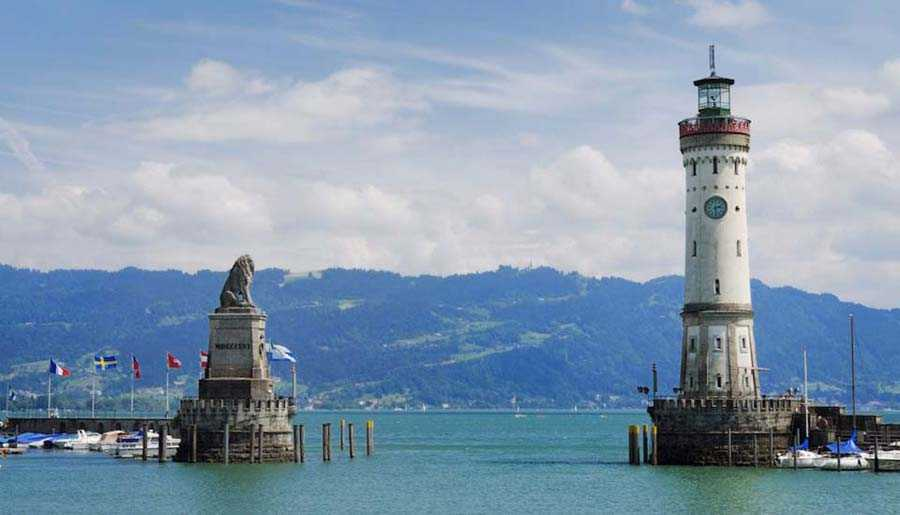 Lindau Lighthouse, Germany