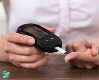 بیماران مبتلا به دیابت و دفعات مراجعه به پزشک
