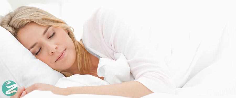 بهتری خوابیدن